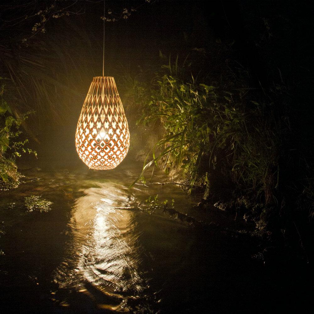David Trubridge Koura Suspension Lamp_1