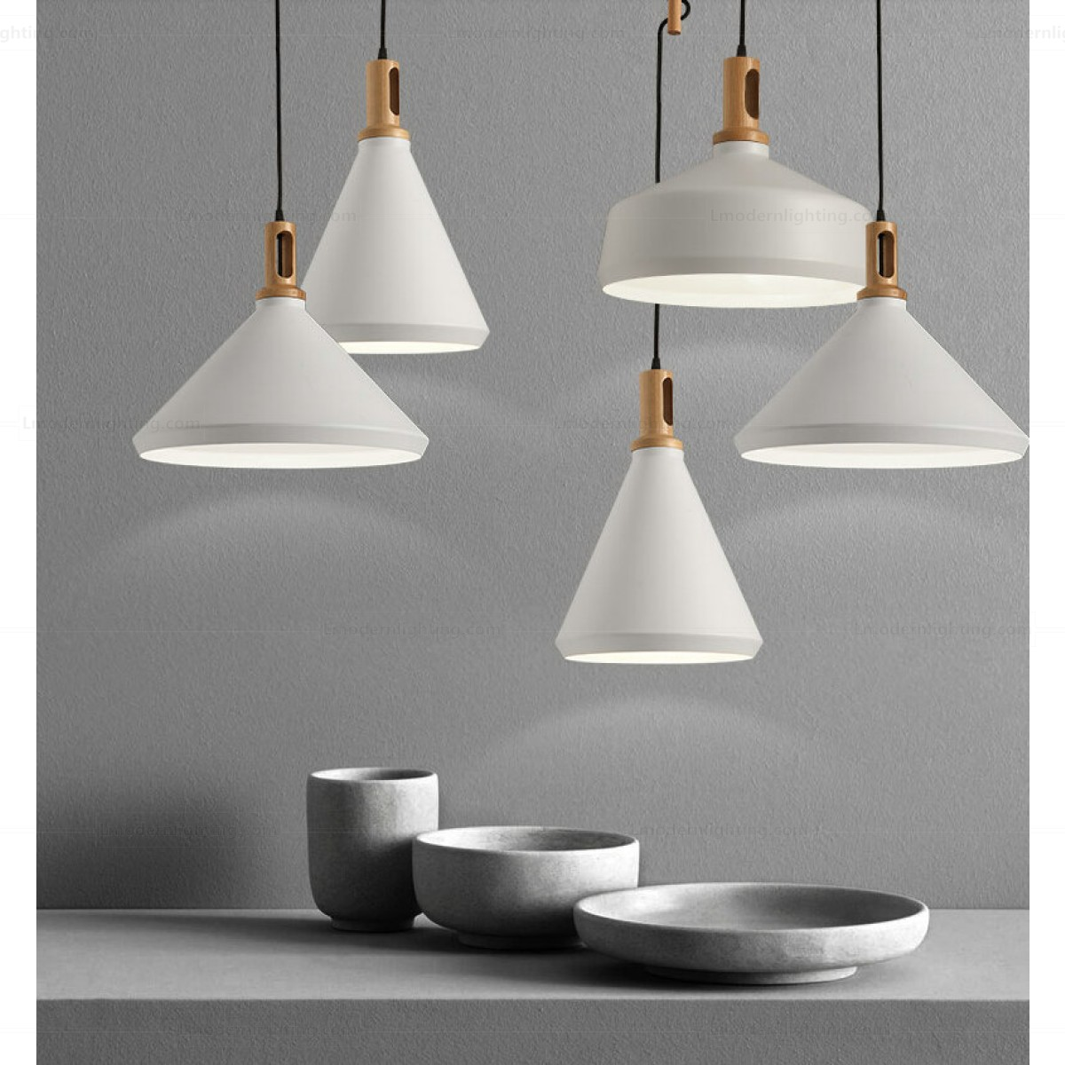 asian pendant lighting. asian hats aluminium nonla wide bell pendant lamp lighting r