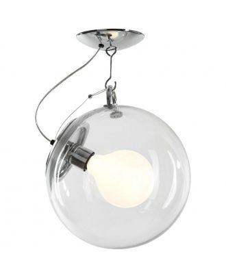 Bubble Glass Miconos Ceiling Lamp D25
