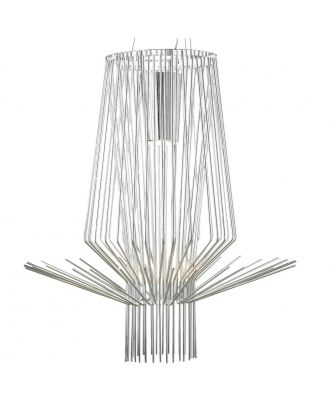 Aluminum Allegretto Assai Suspension Lamp