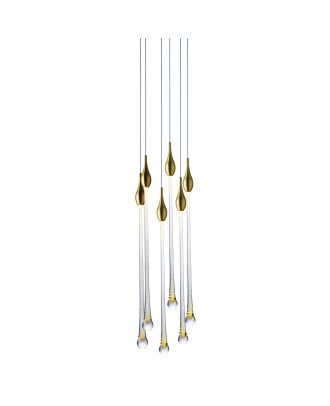 Allure 6 Suspension Lamp