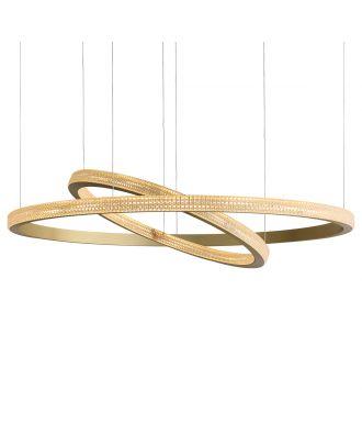 Aura Pendant Light Cross