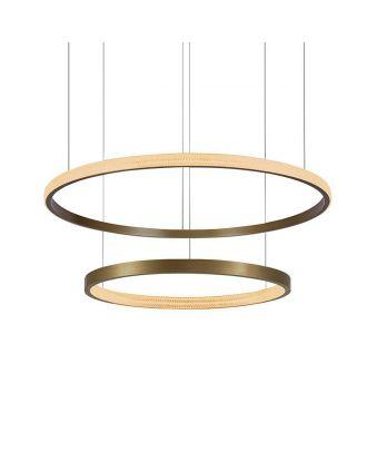 Aura Pendant Light Double L
