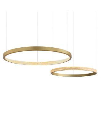 Aura Pendant Light Double M
