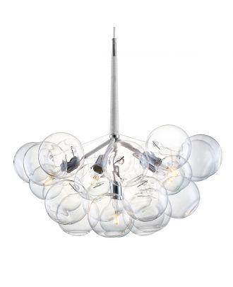 Bubble Chandelier 5 Lights