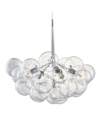 Bubble Chandelier 6 Lights