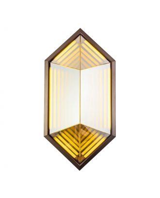Stella Hexagon Wall Light