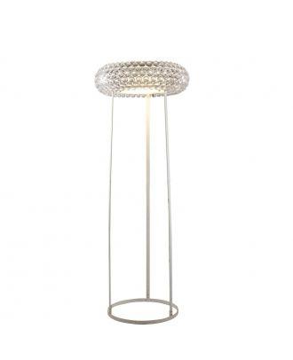 Sweat Zeus Acrylic Caboche 50 Floor Lamp
